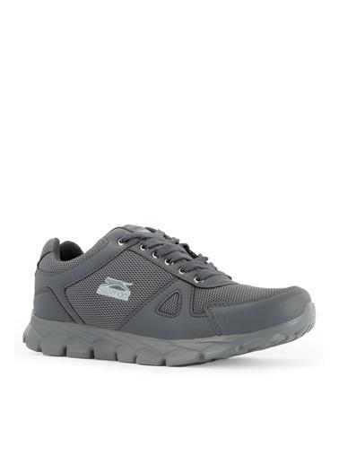 Slazenger Slazenger KENDA Sneaker Erkek Ayakkabı  Gri